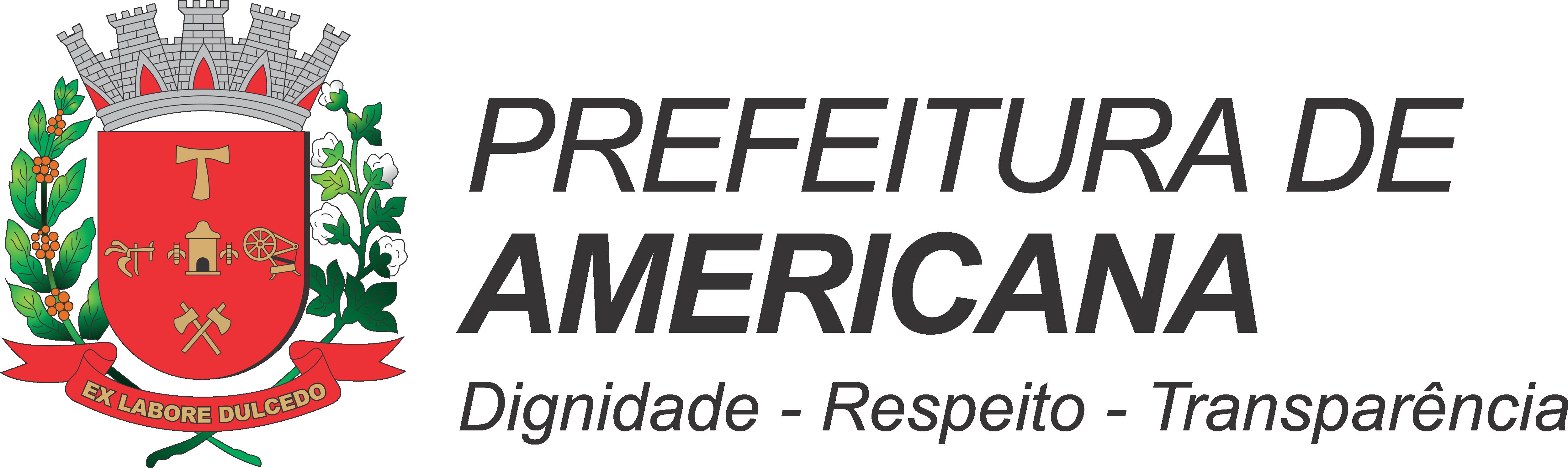 LOGO PREFEITURA AMERICANA