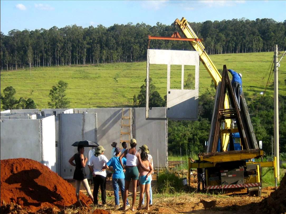 Projeto Concluído da Coopereto - Implantação do bairro Jardim da Mata - Americana, SP