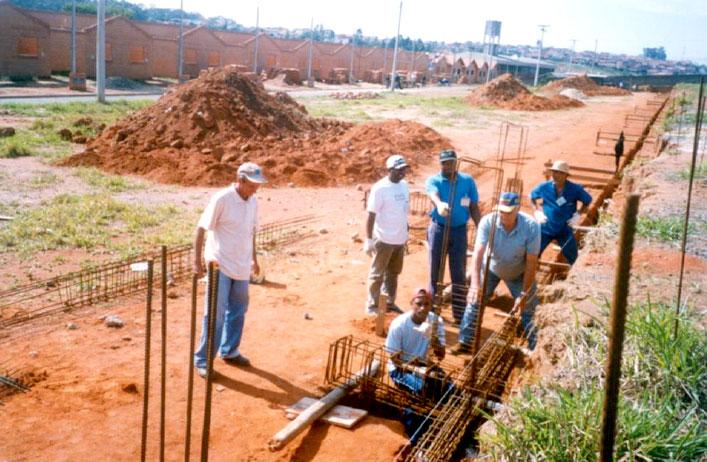 Projeto Concluído da Coopereto - Obras de infraestrutura